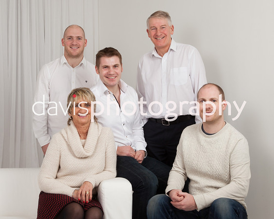 Giffin Family Portraits