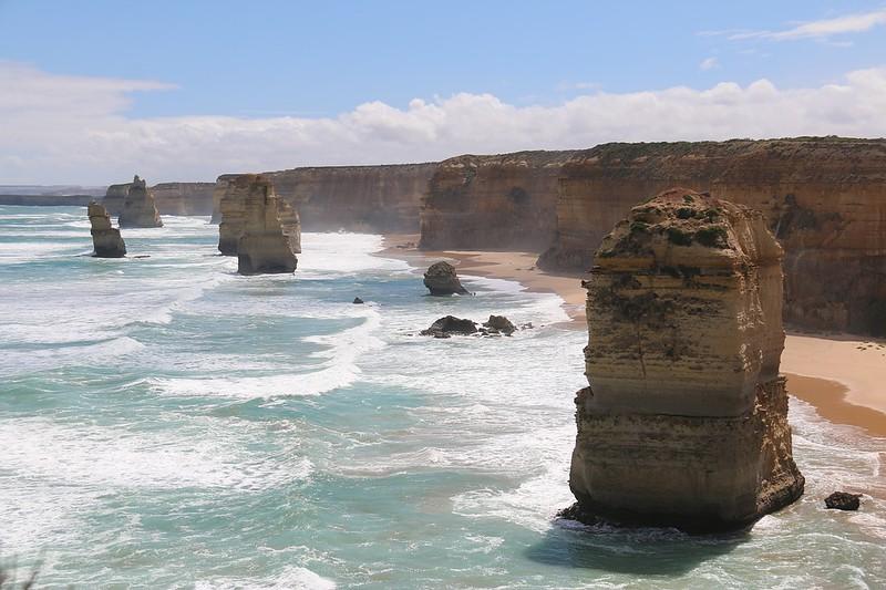 Great Ocean Road drive - Twelve Apostles