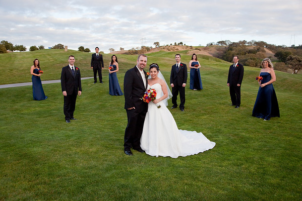 Tina & Dan | Wedding at Cinnebar Hills