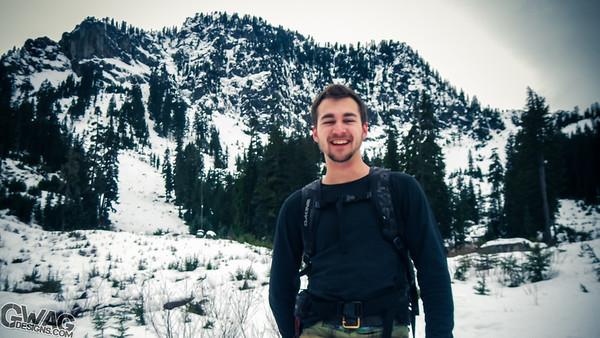 Denny Mountain Summit 2014