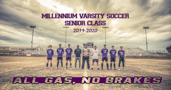MHS Varsity Boys Soccer 2019-2020