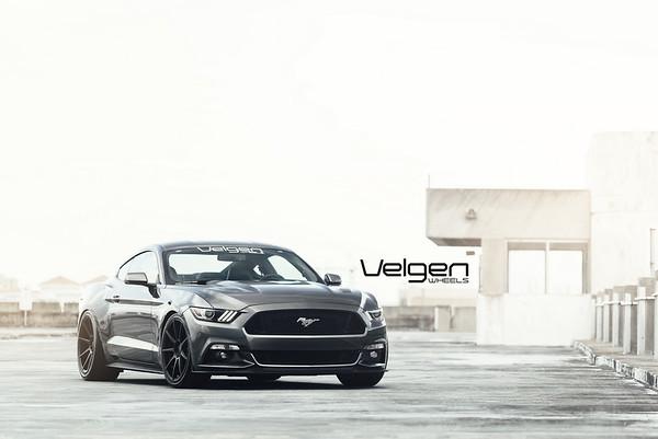 Velgen VMB9 Mustangs