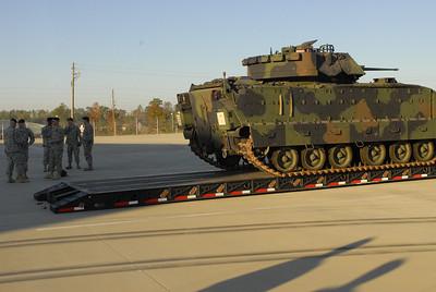 2010 10 Armor Bradleys Arrive