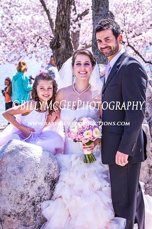 Cherry Blossom Wedding Portraits - 10 Apr 2014