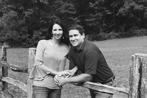 Carrie & John ~ Engagement