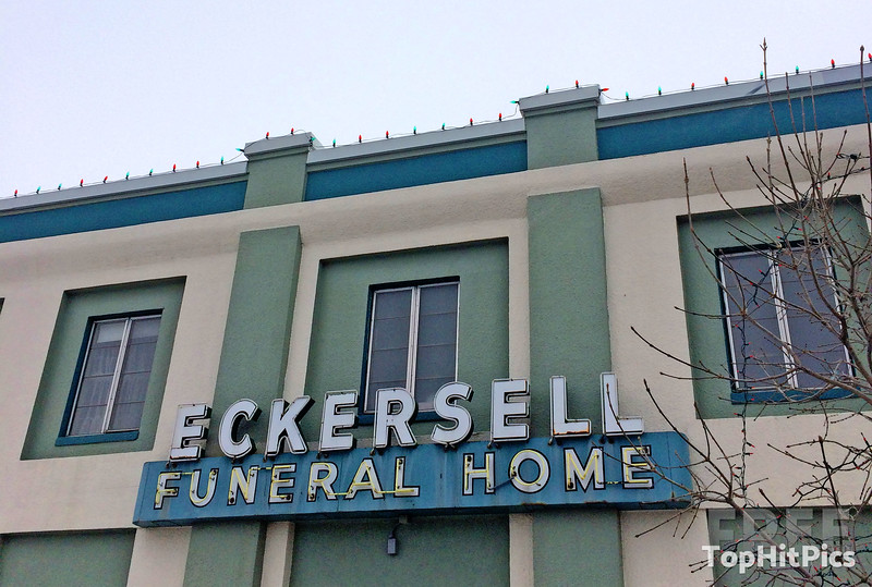 Eckersell Funeral Home in Rigby, Idaho