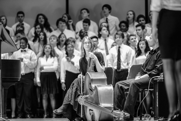 VA All State Choir 2014