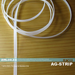 SKU: AG-STRIP, Protection Strip for Generic Vinyl Cutters, V-Smart and V-Auto Vinyl Cutters, White, Per 1 Metre