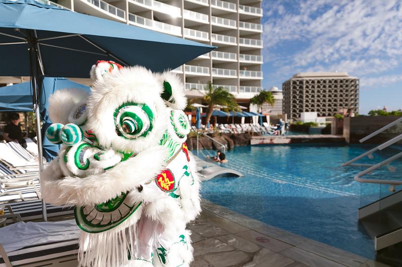 Ritz-Carlton Waikiki - Chinese New Year (Event Photos)