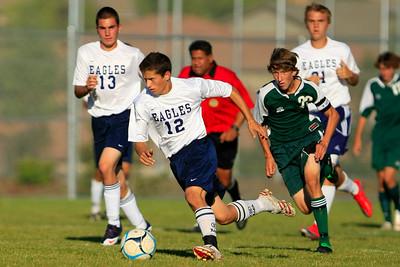 Vista JV Soccer 09-21-09