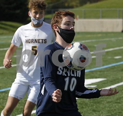 Soccer - Skyline vs. Saline 10-03-2020