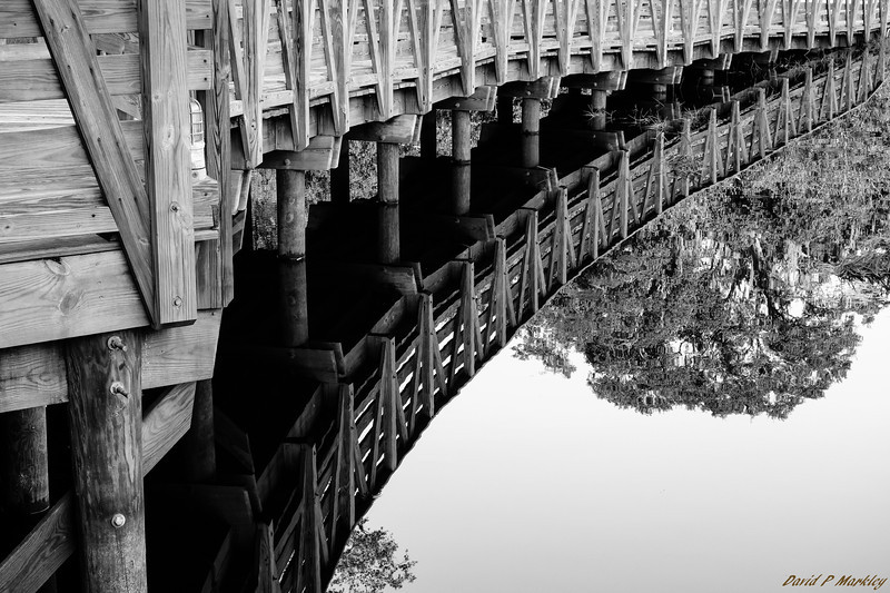 Walkway Reflection