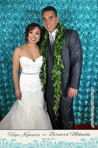 Moku & Hope's Wedding (Mobile Party Pix)