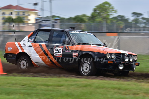 CFR Rallycross 2018 Season