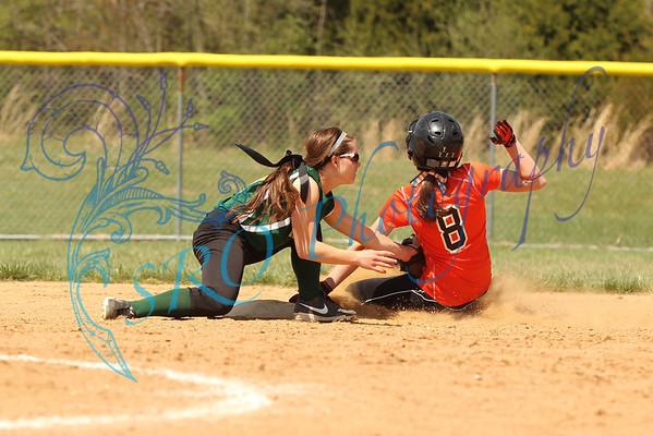 LMHS Softball, Spring 2014
