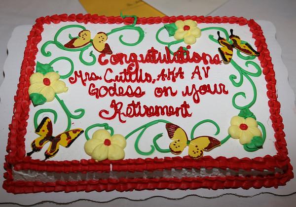 PAT CUTILLO'S RETIREMENT PARTY June 5, 2013