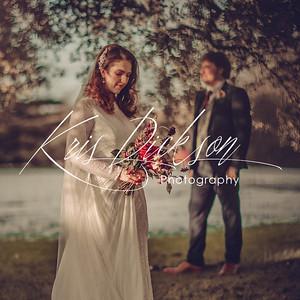 Katherine & Chris Wedding day