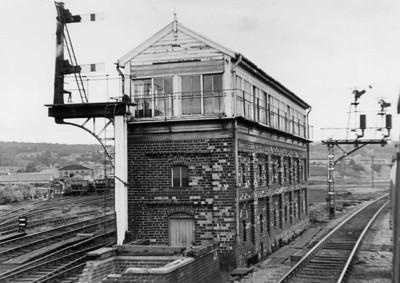 Hillhouse Signalboxes
