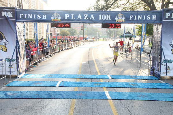 Finish Line 8 am- 8:30 am
