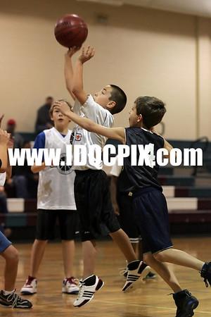 Parks Rec Basketball 2008