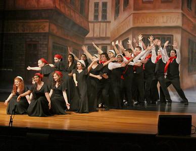 Holiday Concert, MTHS Chorus, Tonics, Harmonettes, Choir and new Show Choir,  Dec. 13, 2012