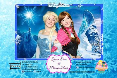 Winterfesthiver Frozen Enchanted Heroes
