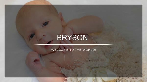 BRYSON - VIDEO