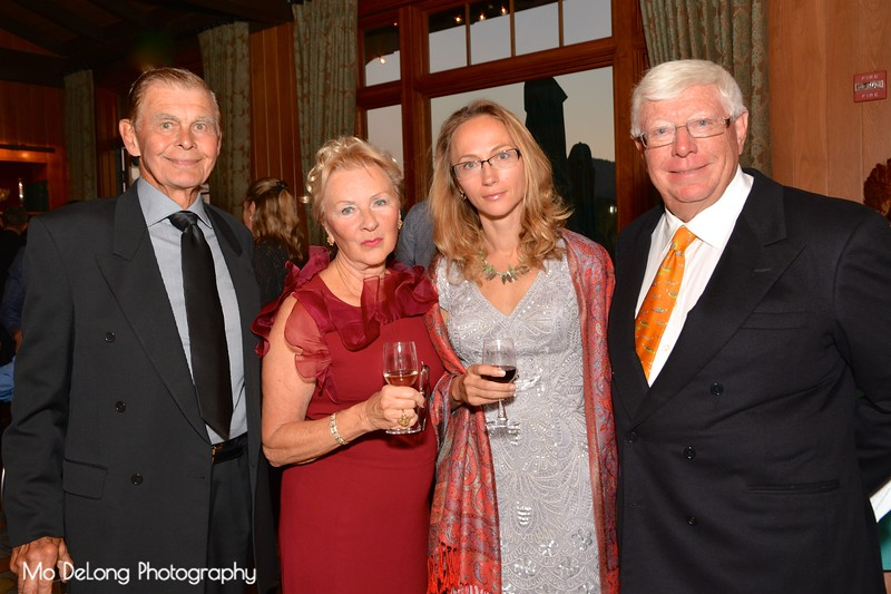 Jim and Patricia Lazor, Elena Sysovskaya and Peter Paul.jpg