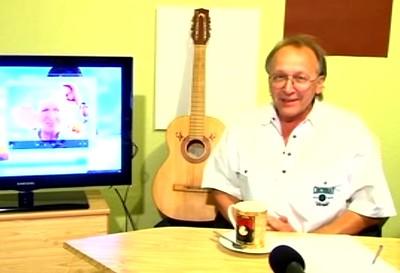 -24-   Моё интервью  русскому Каналу Телевидение Германии.