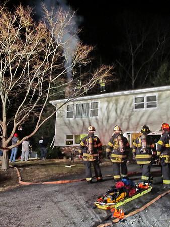 3-7-11 Chimney Fire, Morgan Court