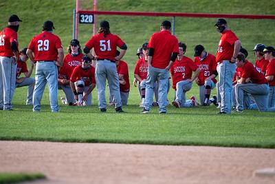 SVHS 2021 Baseball Playoff