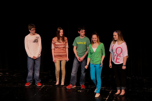 One Act Plays 2013