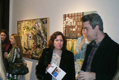 Jeffrey Leder Gallery  INTERNATIONAL PAINTING NYC  A Juried Exhibition  January 8, 2012