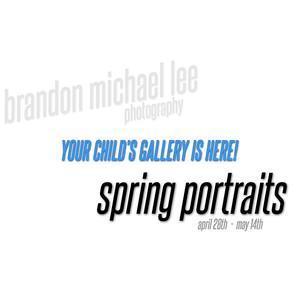 2014 Kids 'R' Kids Spring Portraits