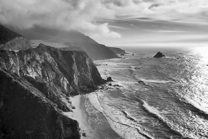 Near Bixby Bridge, PCH