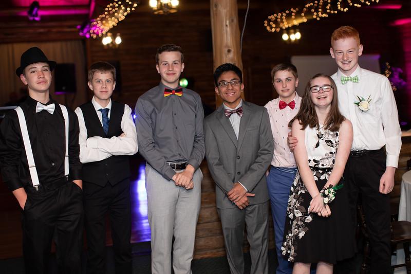 dedham & holden 8th grade dress up