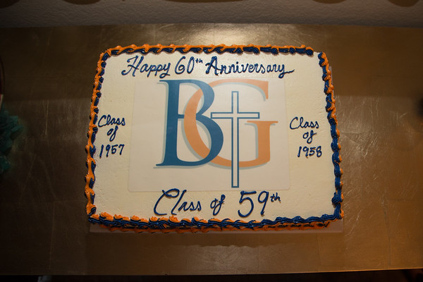 BGHS 60th Reunion