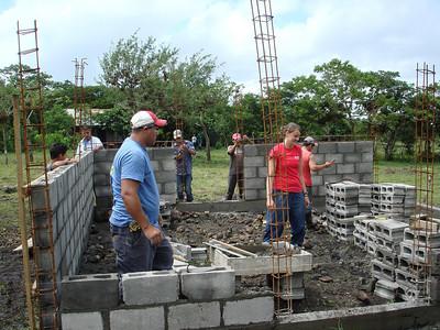 School at Saraguasca 2009