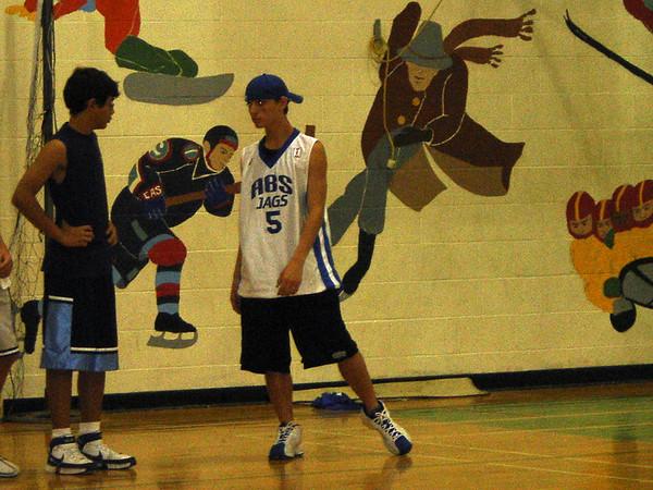 2008 05 24 - Paul Basketball