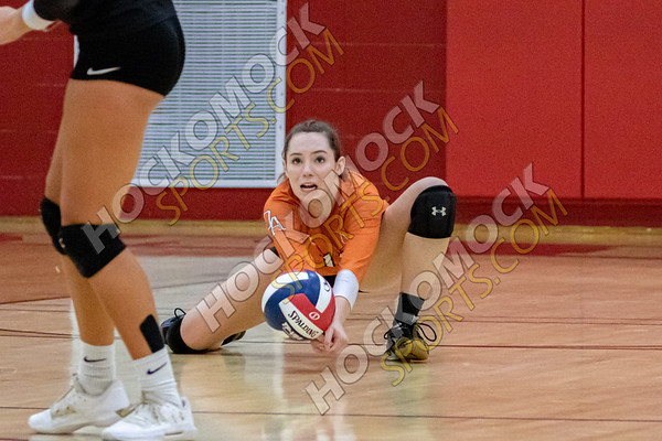 Oliver Ames-Barnstable Volleyball - 11-09-19
