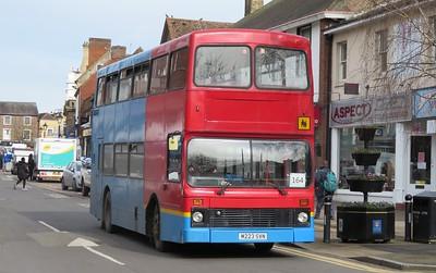 UK Bus April 2018