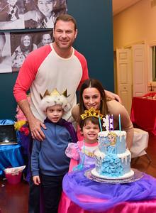 Ella's Princess Birthday Party