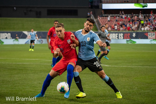 USMNT vs Uruguay 2019