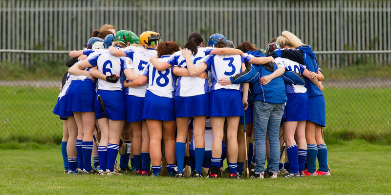 12 Oct 13 - London Senior Camogie Final