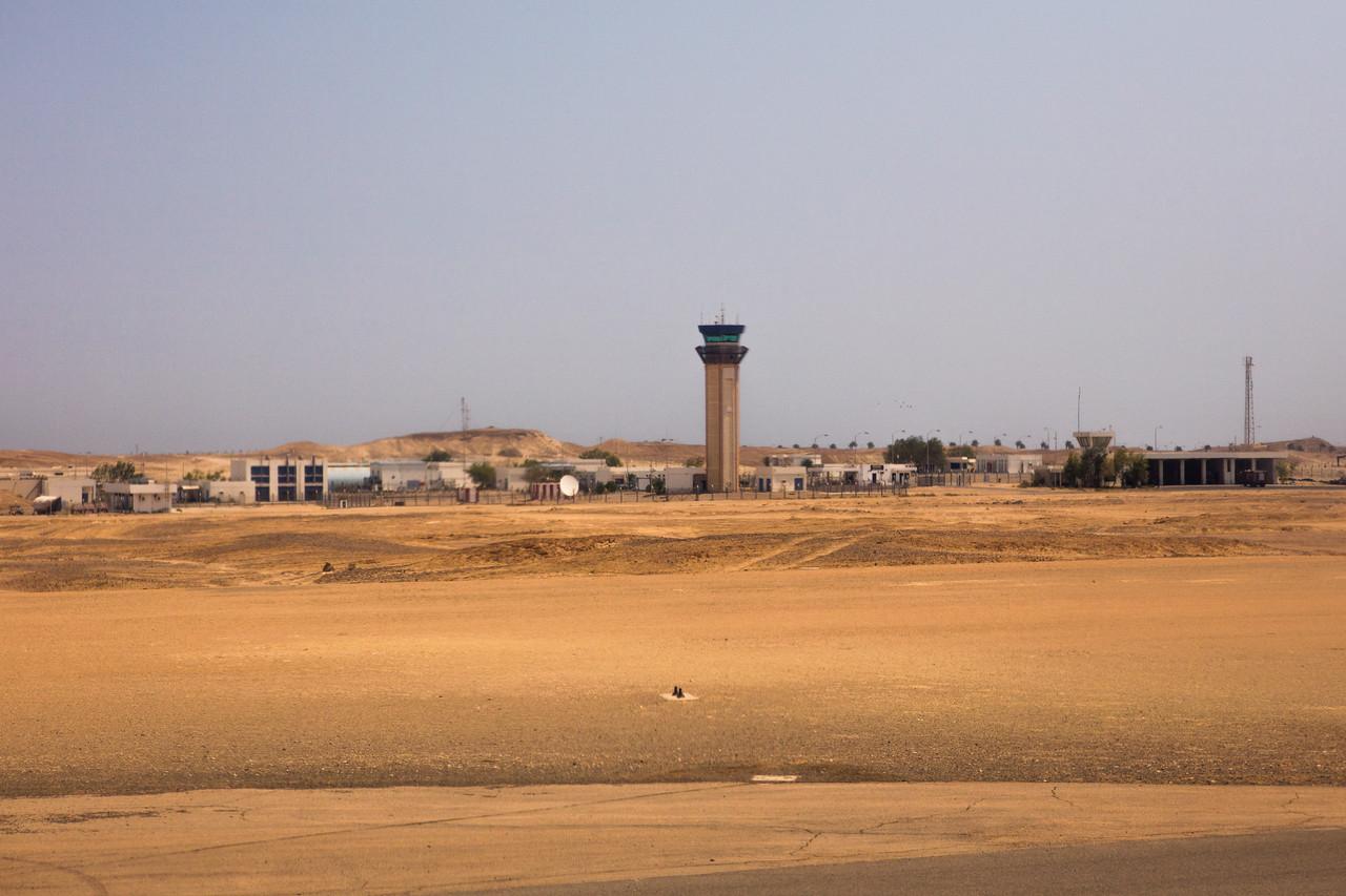 Egipt; Safari; Lotnisko Marsa Alam