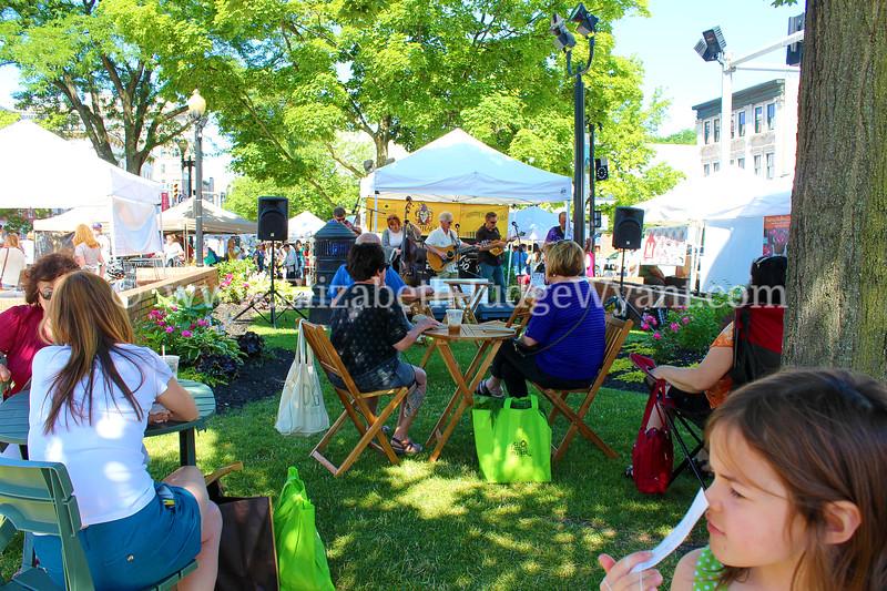 Easton Farmers Market, Easton, PA 6/21/2014