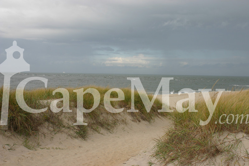 Stormy Skies at Surf Avenue, Cape May Point.jpg