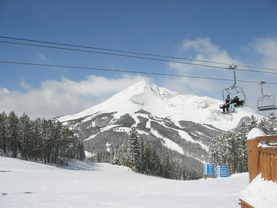 2009 Big Sky Skiing