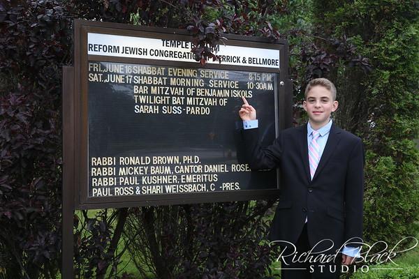Ben's Bar Mitzvah 6-17-17
