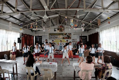 Nutrition Month Junior HS 2016